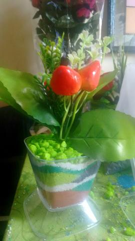 Ana flores arranjoa para casamento e 15anos - Foto 3