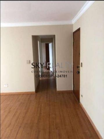 Apartamento à venda com 2 dormitórios em Vila guarani (z sul), Sao paulo cod:11986 - Foto 4