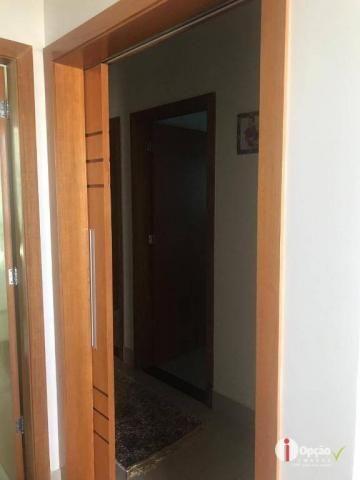 Casa com 3 dormitórios à venda, 234 m² por r$ 550.000,00 - residencial portal do cerrado - - Foto 10