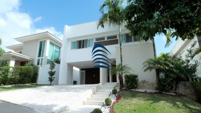 Casa à venda com 4 dormitórios em Alphaville ii, Salvador cod:AD4566G