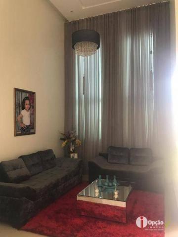 Casa com 3 dormitórios à venda, 234 m² por r$ 550.000,00 - residencial portal do cerrado - - Foto 7