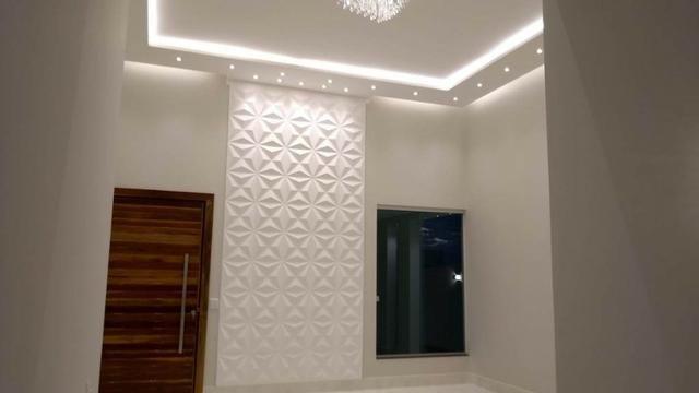 Samuel Pereira oferece: Casa Nova Moderna Sobradinho Alto da Boa Vista 3 suites - Foto 9