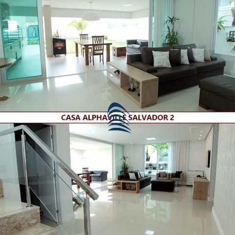 Casa à venda com 4 dormitórios em Alphaville ii, Salvador cod:AD4566G - Foto 10