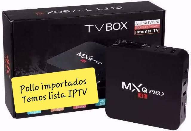 Tv Box 4 GB/ 32 Android 9.1