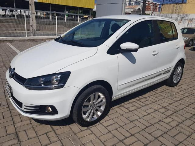 VOLKSWAGEN FOX 1.6 MSI TOTAL FLEX CONNECT 4P MANUAL - Foto 8