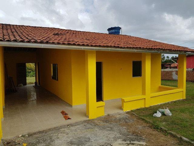 Vende-se casa com terreno em Igarassu