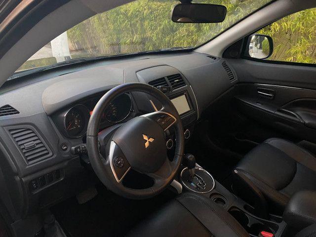 Mitsubishi ASX 2016 Blindado Nível 3 A Vidros AGP - Foto 3