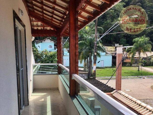 Casa 2 dormitórios no Bairro Canto do Forte em Praia Grande SP