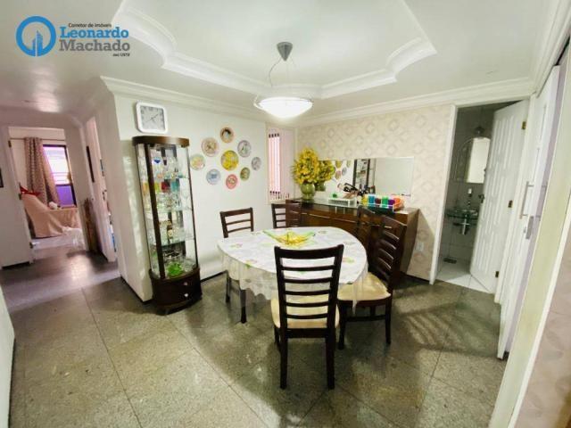 Apartamento à venda, 156 m² por R$ 650.000,00 - Meireles - Fortaleza/CE - Foto 5