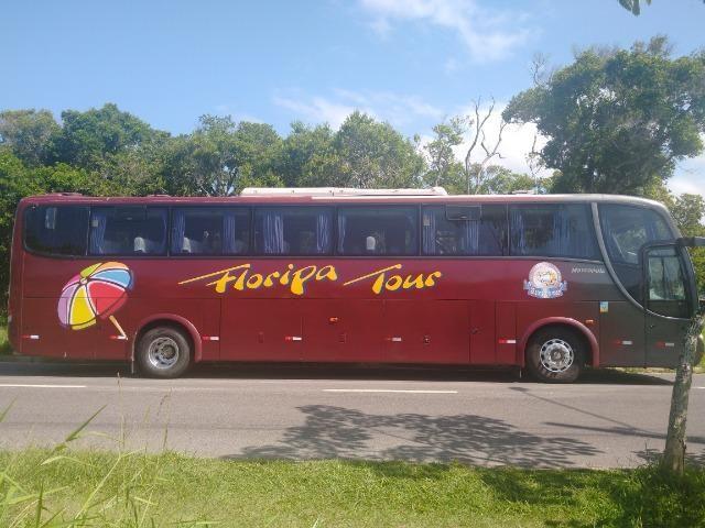 Ônibus volvo B7R 2005/06 Marcopolo 1200 - Foto 5