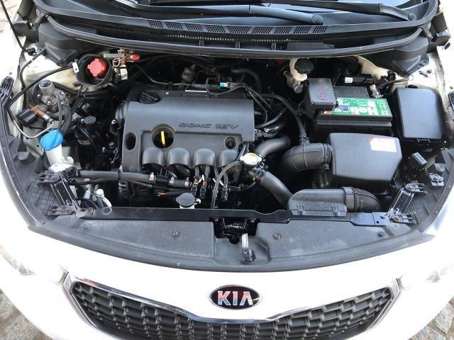 Kia Motors Cerato 1.6 Completo + GNV 5Geração 2015 - Foto 11