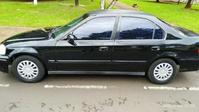Civic 2000 Bem Abaixo da Tabela 7.999,00