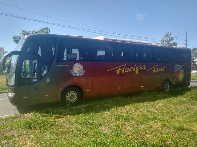Ônibus volvo B7R 2005/06 Marcopolo 1200 - Foto 11