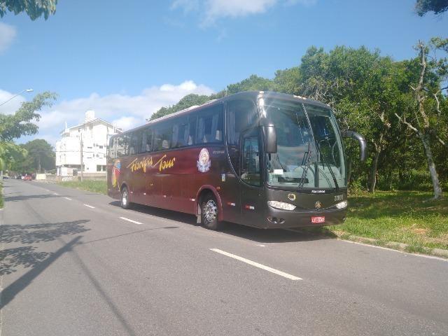 Ônibus volvo B7R 2005/06 Marcopolo 1200 - Foto 4