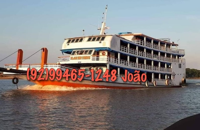 Vendo Embarcações, Ferry boat e Navios - Foto 2