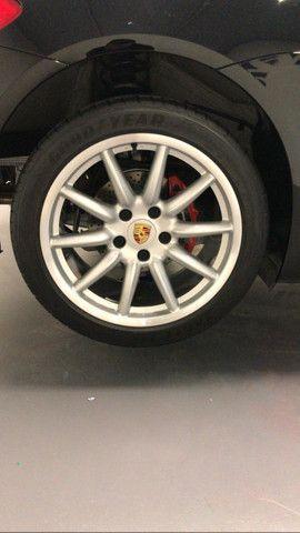 Rodas Originais Porsche 19 5x130 Duas talas - Foto 8