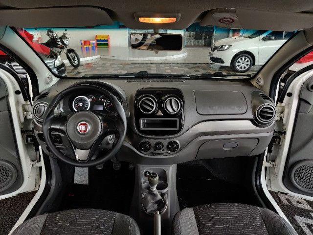 Fiat Palio atractive 1.4 Completo Ano 2014 com gnv ! - Foto 10