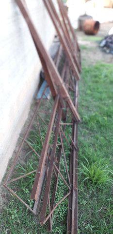 Lote de treliças  - Foto 2