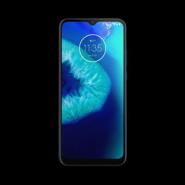 Motorola g8 power lite 64giga novo. - Foto 2