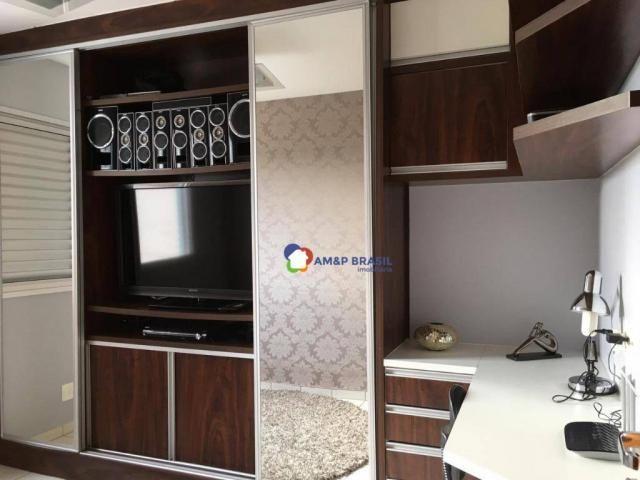 Apartamento com 3 dormitórios à venda, 81 m² por R$ 305.000,00 - Cidade Jardim - Goiânia/G - Foto 7