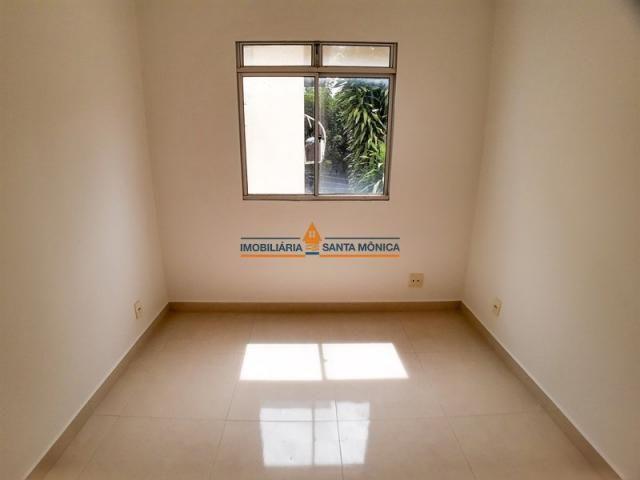Apartamento à venda com 3 dormitórios em Santa monica, Belo horizonte cod:10513 - Foto 10