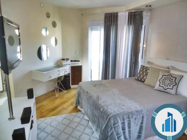 Apartamento para Venda, 03 dormitórios c/ suíte, 2 salas, 2 vagas, 120,87 m² privativos, B - Foto 14