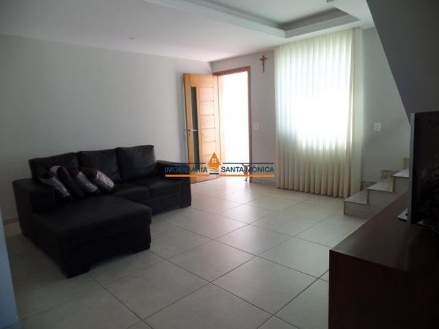 Casa à venda com 4 dormitórios em Santa mônica, Belo horizonte cod:16501 - Foto 2
