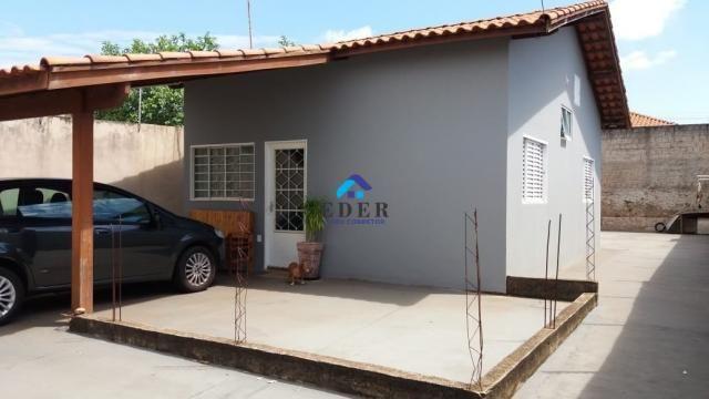 Casa à venda com 2 dormitórios em Parque gramado ii, Araraquara cod:CA0116_EDER - Foto 2