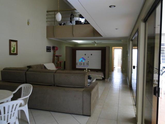 Casa à venda com 3 dormitórios em Jardim das roseiras, Araraquara cod:CA0185_EDER - Foto 7