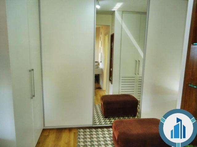 Apartamento para Venda, 03 dormitórios c/ suíte, 2 salas, 2 vagas, 120,87 m² privativos, B - Foto 11
