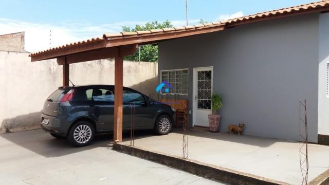 Casa à venda com 2 dormitórios em Parque gramado ii, Araraquara cod:CA0116_EDER - Foto 4