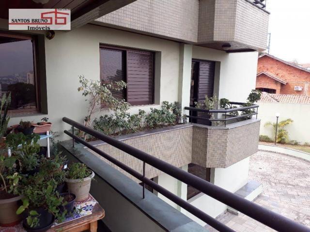 Apartamento com 4 dormitórios à venda, 117 m² por R$ 949.000,00 - Vila Palmeiras - São Pau - Foto 3