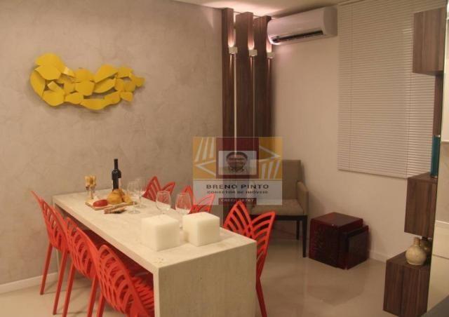 Apartamento no Serenitá Cócó com 3 dormitórios à venda, 98 m² por R$ 799.900 - Cocó - Fort - Foto 20