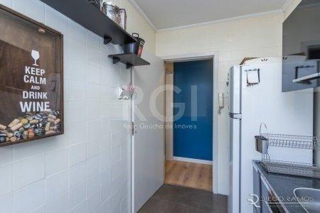 Apartamento à venda com 1 dormitórios em Higienópolis, Porto alegre cod:VP87325 - Foto 10