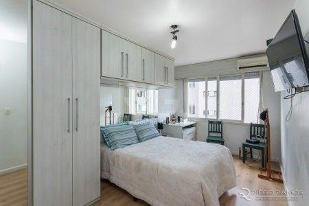 Apartamento à venda com 1 dormitórios em Higienópolis, Porto alegre cod:VP87325 - Foto 14