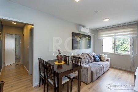 Apartamento à venda com 1 dormitórios em Higienópolis, Porto alegre cod:VP87325 - Foto 4