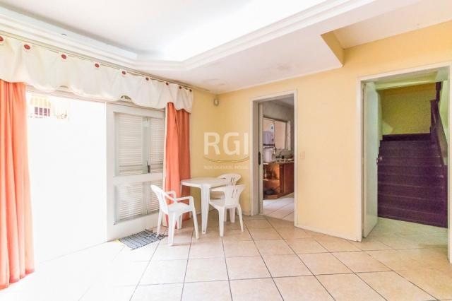 Casa à venda com 5 dormitórios em Jardim itu, Porto alegre cod:EL50877625 - Foto 4