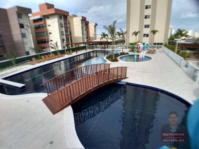 Apartamento à venda, 54 m² por R$ 430.000,00 - Fátima - Fortaleza/CE - Foto 6