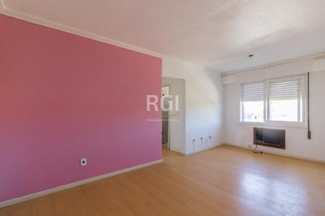 Apartamento à venda com 2 dormitórios em Jardim do salso, Porto alegre cod:EL50865421