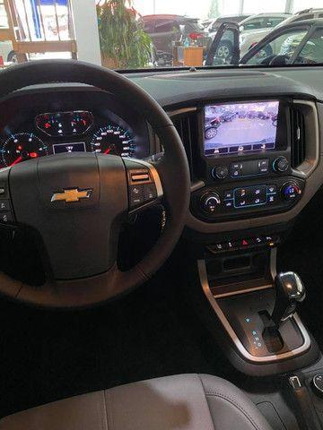S10 LTZ 2020/2021 (ZERO) Automática 4X4 Diesel Completa - Foto 8