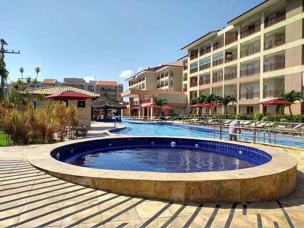 Apartamento Wellnes Beach Park Resort - Aquiraz (Porto das Dunas ) - Foto 13