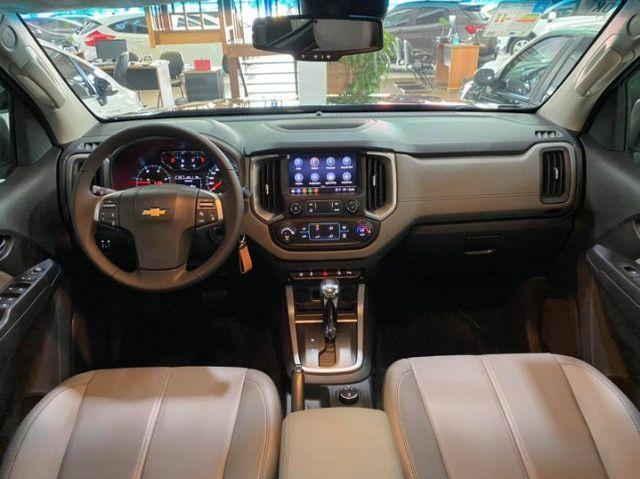 S10 LTZ 2020/2021 (ZERO) Automática 4X4 Diesel Completa - Foto 7