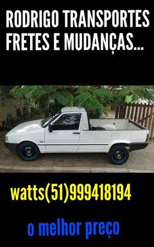 Fretes Rodrigo RS transportes - Foto 4