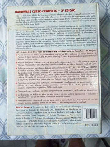 Livro Hardware Curso Completo 3ª Edição 1999 - Foto 4
