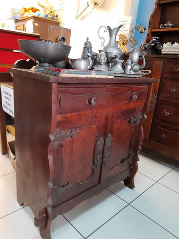 Balcão aparador madeira maciça - Foto 3