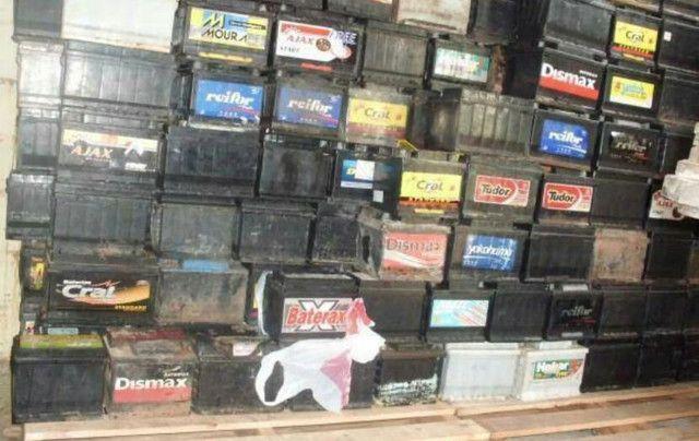 Segundona para desapegar com as ofertas das baterias - Sucatas de baterias  - Foto 6