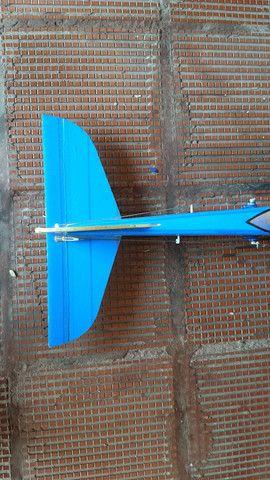 Aeromodelo Pylon em isopor. - Foto 3