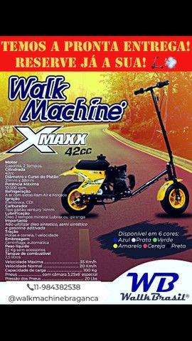 Walk Machine 2020 0kM