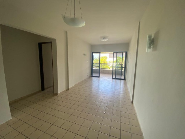 Apartamento com 3 dormitórios para alugar, 101 m²- Manaíra - João Pessoa/PB - Foto 3