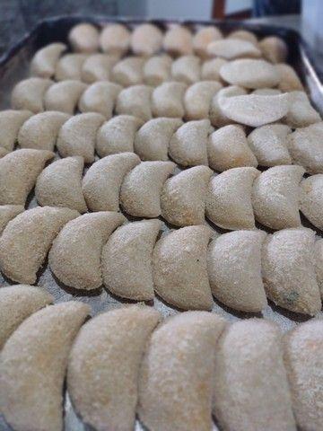 Bolo Caseiro / Salgado Frito / Salgado congelado / Buque de coxinha - Foto 3
